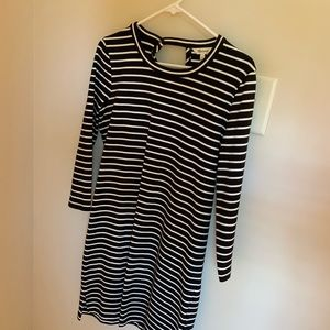 Madewell cotton dress, NWT